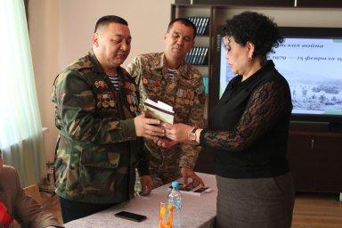 Встреча с Афганцами !